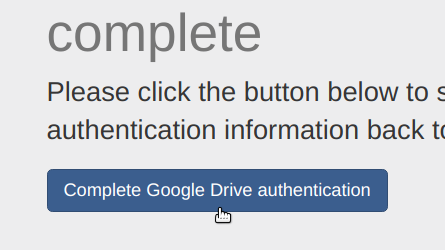 10 complete google drive authentication