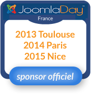 joomladay sponsor officiel