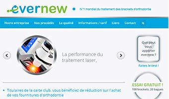 evernew template joomla