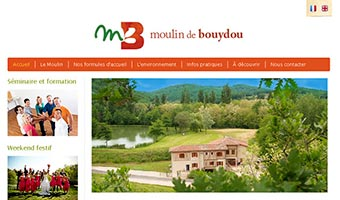 moulin bouydou template joomla