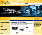 Photonlines: design et creation du template Joomla, formation joomla, referencement joomla