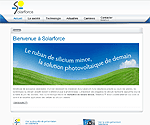 template Joomla : Solarforce