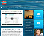 The Crew Coach - template Joomla responsive